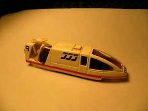 TYCO Turbo BULLET TRAIN ENGINE  Slot Car with Running Chassis!!