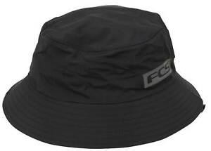 FCS Essential Surf Bucket Hut 2020 Black