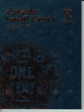 New Whitman Canada  Small Cents Folder #1 For All Cent Issues 1920 Through 1988!