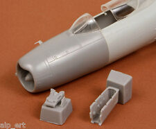 resin Russian MiG-19PM correct nose TRUMPETER 1:48 SBS 48034