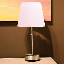 1080P Full HD Hidden Motion Detection Table Lamp AC Power Spy Camera With Audio