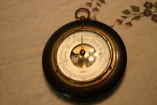 Vintage Wall Mount Swift Barometer Weather Station Made In Germany