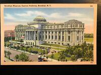 Vintage Postcard>1930-1945>Brooklyn Museum>Eastern Prkwy>Brooklyn>N.Y.
