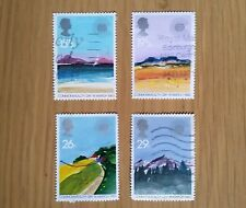 Complete used GB stamp set - 1983 Commonwealth Day