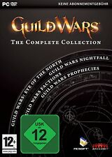 Guild Wars The Complete Collection PC Download Vollversion Direkt vom Hersteller