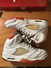 2006 Air Jordan 5 Sunset Size 7.5 Women's/Men's Size  6 Used Great Condtion!!