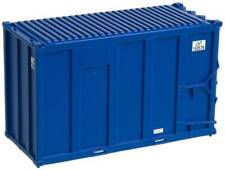 N 20' HI-CUBE MSW CONTAINER LWT #2       ATM50001082   NIB   NEVER OPENED