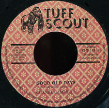 """Cornel Campbell - Good Old Days NEW!!! Tuff Scout 155 7"""""""