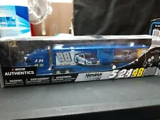 HOTWHEELS NASCAR HENDRICK MOTORSPORTS TRANSPORTER SEMI TRUCK 1:64