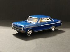 '63 CHEVY CHEVROLET NOVA SS RESTO MOD LIMITED EDITION 1/64 ADULT COLLECTIBLE