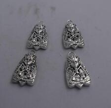 PJ872 20pc Tibetan Silver dog Charm Beads Pendant accessories wholesale