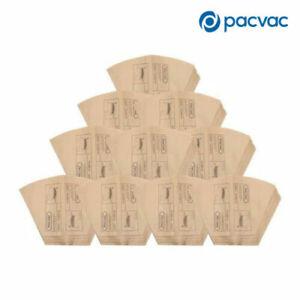 Pacvac Genuine Superpro 700 Disposable Paper Vacuum Cleaner Dust Bags Variables