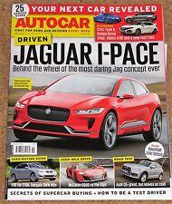 Autocar 15 Mar 2017 - McLaren 650S, Jaguar I-Pace, Audi Q5, Geneva Show, BMW M5