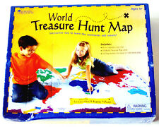 Learning Resources World Treasure Hunt Map