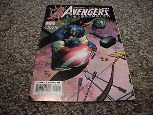 The Avengers #503 (December 2004) Marvel Comics Bendis Finch Miki VF