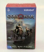Kidrobot God of War Blind Box Vinyl Mini Figure In Box Factory Sealed