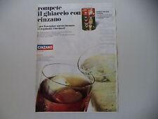 advertising Pubblicità 1968 CINZANO