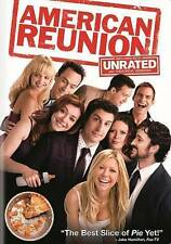 AMERICAN REUNION (UNRATED) ...-AMERICAN REUNION (UNRATED) / (SNAP MCSH)  DVD NEW
