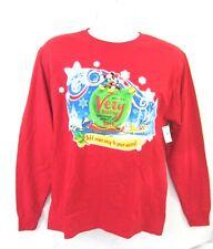 DISNEY world T Shirt Mickey's Very Merry Christmas Party 2014 Magic Kingdom sz M