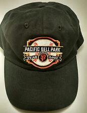 SAN FRANCISCO GIANTS Pacific Bell Park Baseball Cap Hat Inaugural Season 2000