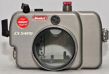 SEALUX CX 5400 Custodia subacquea per Nikon Coolpix 5400 (Usato Garantito)