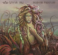 STEVE VAI - MODERN PRIMITIVE/PASSION & WARFARE (25TH ANNIVER  2 CD NEU
