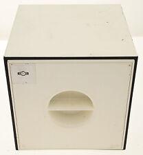 Original IWC Box/Astuccio-PORSCHE DESIGN CUBO IN PLASTICA-estremamente raro 80er