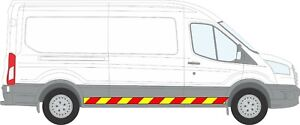 FORD TRANSIT H2 MEDIUM ROOF SIDE KIT CHAPTER 8 REFLECTIVE
