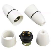 B22 Bulb Cord Grip Lamp holder Light Bulb Fitting for Bayonet Mount Holder abc@