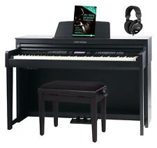 88 Tasten Digital E-Piano Klavier Keyboard 1200 Sound Bluetooth schwarz Set Bank
