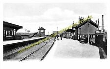 Dysart Railway Station Photo. Thornton Junction - Sinclairtown. (1)