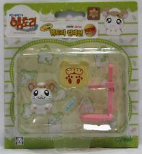 """Hamtaro Hamster Figure & Accessories Set - """"Nurse Ham (Nurse-Chan)"""""""