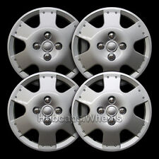 """Universal Silver 14"""" Hubcap - All Years - Set of 4 - 61109"""