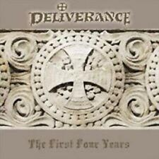 CD Deliverance THE FIRST FOUR YEARS christ Metal NEU & OVP Retroactive Records