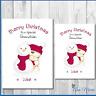 PERSONALISED CHRISTMAS CARD XMAS GREETINGS CARDS GRANDSON SON NEPHEW ENVELOPE