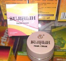 6 Sujialih  Pearl Cream Facial Moisturizing Skin Whitening Lightening Cream