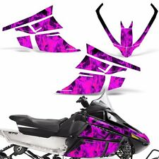 Decal Graphic Kit Arctic Cat F Series Z1 Sled Snowmobile Accessories Wrap ICE PK