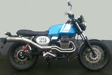 MOTO GUZZI V7 11 ABS AS FITTED TO THE STORNELLO ARROW EXHAUST FITS OTHER MODELS