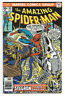 Amazing Spider-Man # 165 Marvel Comics 1977 Ross Andru Stegron Stalks the City