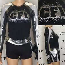 Cheerleading Uniform Allstars CFI Youth Xl