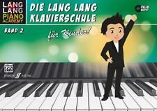 Lang Lang Klavierschule für Kinder Band 2