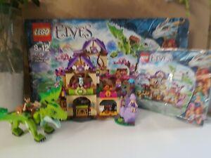 Lego elves  41176 le marché secret complet