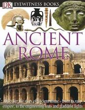 Ancient Rome (DK Eyewitness Books)-ExLibrary