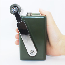 Outdoor Emergency Hand Generator For Laptop Ipad Iphone Charge 30w 0-28v T