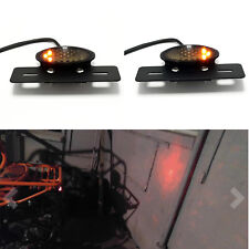 Motorcycles Led Turn Signals Light Indicator Brake Tail Light For Dirt Bikes