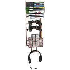 Video Game Controller Rack Wall Mount Console Storage Organizer Holder Gaming