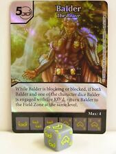Dice Masters - 1x #014 Balder the brave foil-The Mighty Thor