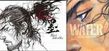 Vagabond art book drew with Sumi (Japanese traditional way) Samurai Japan