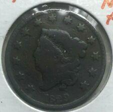 1829 Coronet Head Large Cent