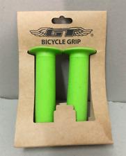 BMX Handle Grips NOS Mongoose Handle Grips Fits Haro Redline Green